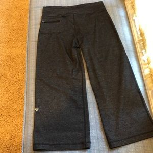 Wide legged Capri - lululemon